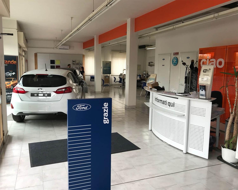Ford Blu Bay