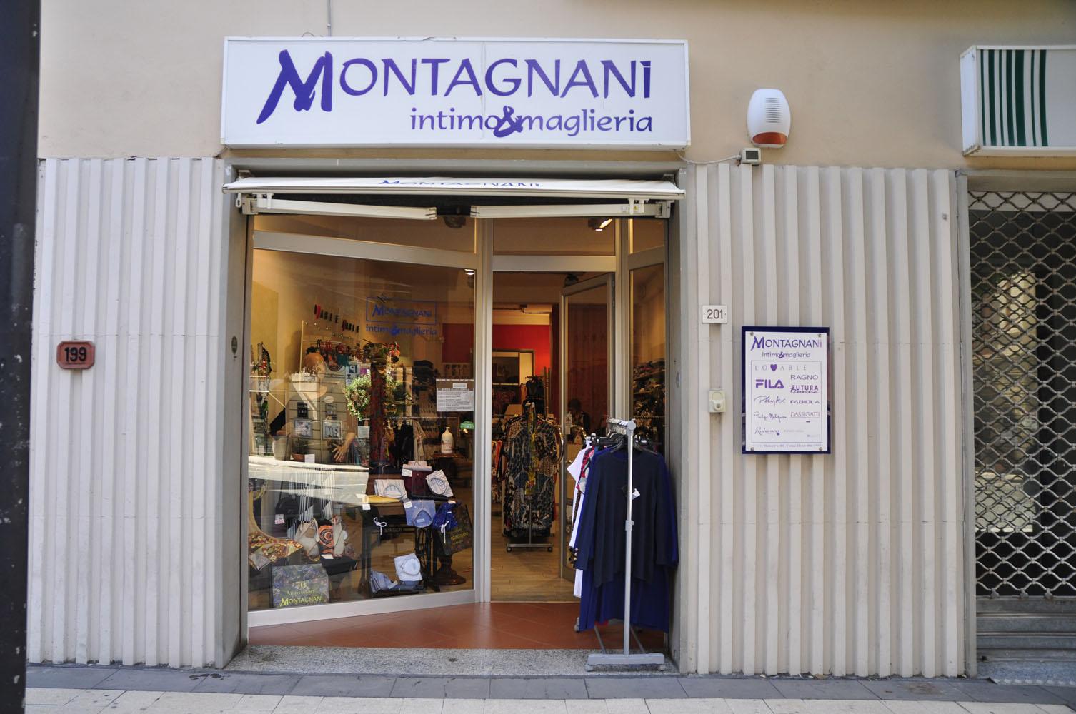 Montagnani e Bonini Intimo
