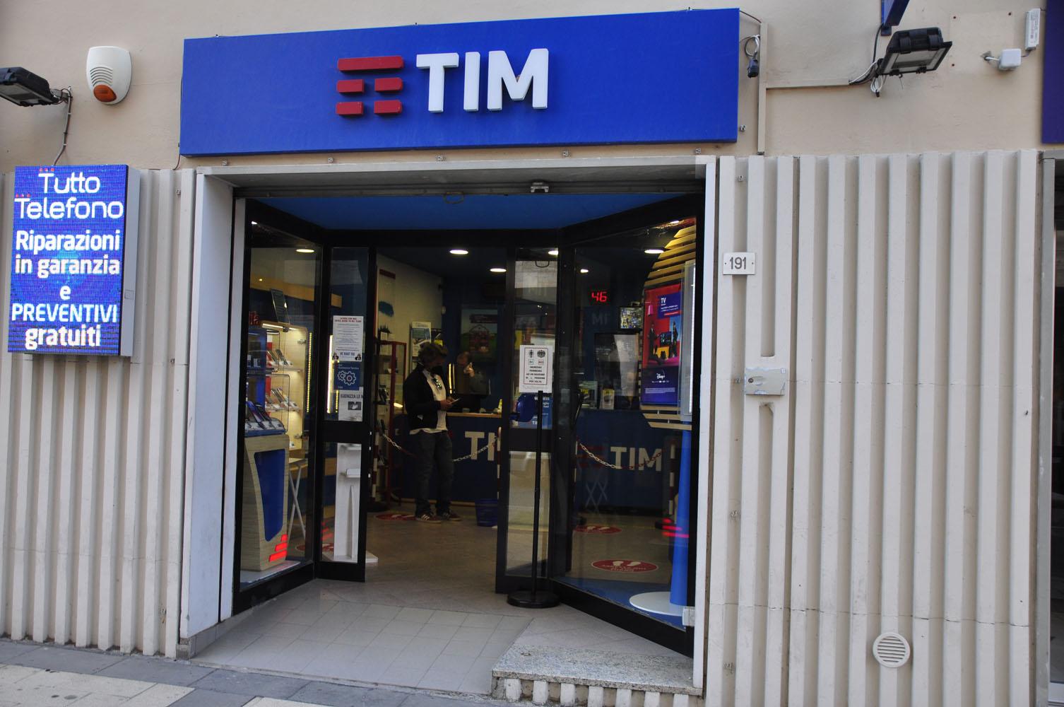 Tim Tutto Telefono